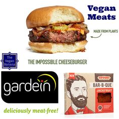 When vegan meats like these make the front page of Meatingplace, an animal agriculture magazine, you know vegans are winning!