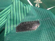 POSIBLES Camisetas adidas de México 2017