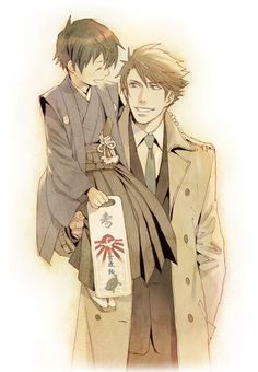 Psycho-Pass ~~ uwah!! Noooooo god killing me with the feels *sniffle*