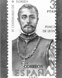 Juan Ponce de León was a Spanish explorer and conquistador. He became the first Governor of Puerto Rico by appointment of the Spanish crown. Governor Of Puerto Rico, Ancient Names, Centenario, Conquistador, South Florida, Old West, Ancestry, Geography, Paulo Coelho