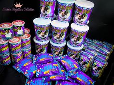 Here at Modern Royalties Collection we make any kind of custom birthday party favors you specifically need for your childs special day. We also make adult custom party favors. Party Favors For Adults, Birthday Party Favors, 1st Birthday Parties, Birthday Ideas, Mermaid Party Favors, Little Mermaid Parties, Personalized Party Favors, Wedding Favors Cheap, Chip Bags