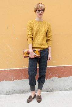 hipster style to go with loafer - Google Search