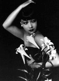 Anna May Wong (Chinese: 黃柳霜; pinyin: Huáng Liǔshuāng) (January 3, 1905 – February 3, 1961) was an American actress, the first Chinese American movie star,and the first Asian American to become an international star