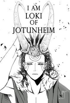 Jotun Loki || Cr: 블루