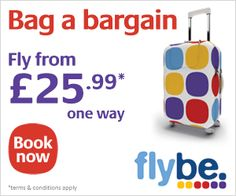Flybe Flight Ticket Booking Starting at £25.99 Promo Code. #flybe #flight #ticketbooking #fly