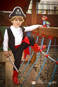 disfraz pirate costume pirate