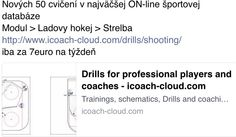 50 new drills for icehockey practice on ice.  The biggest sport's databases drills, videos you can find here: www.icoach-cloud.com