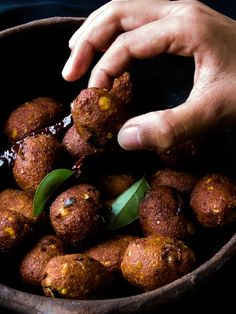 lentil fritters also known as parippu vadai is a popular street food and tea time snack. these can also be used as a make ahead party bite.