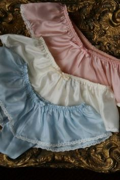 Silk underwear wedding knickers Lily Knickers www.lovebysusie.co.uk