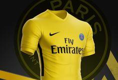Le maillot jaune symbole de l'arrivée du brésilien Neymar au PSG ?! - http://www.le-onze-parisien.fr/le-maillot-jaune-symbole-de-larrivee-du-bresilien-neymar-au-psg/