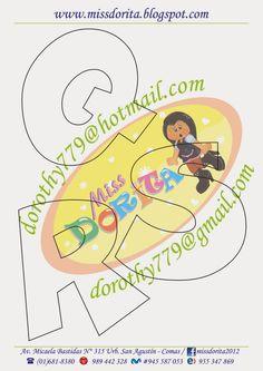 Alphabet Templates, Felt Templates, Alphabet Art, Brush Lettering, Hand Lettering, Abc Letra, Bubble Letters, Letters And Numbers, Fun Crafts
