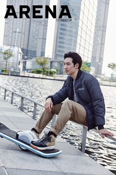 Lee Je Hoon - Arena Homme Plus Magazine September Issue (Discovery… Tomorrow With You, Lee Je Hoon, Male Style, Korean Star, Korea Fashion, Korean Actors, Kdrama, Handsome, Characters