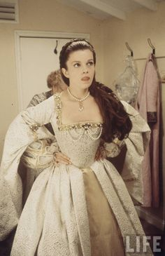 One of my favorite movies. >>> Anne Boleyn's Coronation Gown (Anne of the Thousand Days, 1969).