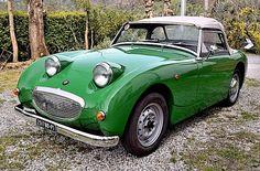 """Austin-Healey - Sprite MKI """"Frog Eye"""" - 1961"""