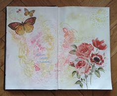 Szalejąca Z Papierami ;P: 176. Róże..
