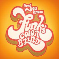 Funky Poster & Vinyl - Jaine Kopala Graphic Design
