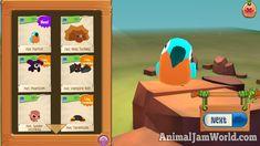 Pet Parrots Arrive in Play Wild! - Animal Jam World Animal Jam Play Wild, New Ios, Parrots, Video Games, Birds, Pets, Nice, Pictures, Animals