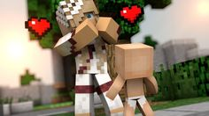 AMOR INESPERADO | WHO'S YOUR DADDY EN MINECRAFT