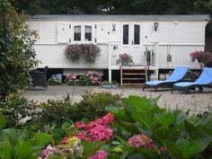 Leuk voor een familieweekendje, pipowagen in Limburg.