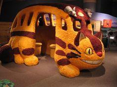 OMG - Catbus playhouse. MUST HAVE (for MYSELF!!!)
