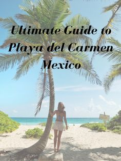 Ultimate Guide to Playa del Carmen Mexico