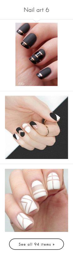 """Nail art 6"" by musicmelody1 ❤ liked on Polyvore featuring beauty products, nail care, nails, accessories, makeup, nail treatments, beauty, nail polish, unhas and shiny nail polish"