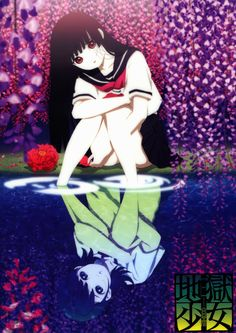 Jigoku Shoujo (hell girl) #anime #manga -horror/mystery/psychological/supernatural