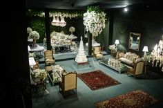 Decoração Luxuosa | Decoração das mesas | Detalhes florais | Casamento | Wedding | Flores | Flowers | Decoração | Wedding Decor | Inesquecível Casamento