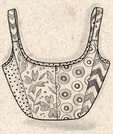 Umhängetaschen und Shopper Taschen aus Öko-Baumwolle | Gudrun Sjödén