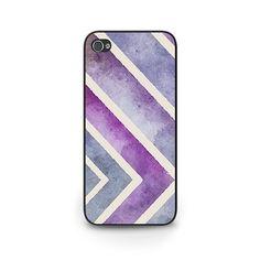 Watercolor Geometric iPhone 5c Case - Watercolor Arrows iPhone 5c Cell Phone Case - phone cases for iphone 5c
