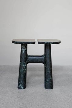 Guillaume Delvigne Stools4tools at the Tools Gallrie in Paris | Yellowtrace