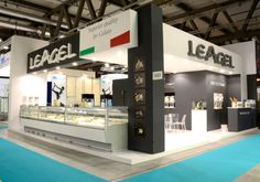 #Stand of Leagel. Superior Quality for #Gelato pic from Host Milano 2013