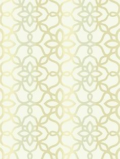 Pretty for...something.  Wallpaper white and gold