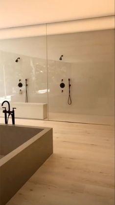 Kim Kardashian Home, Kim Kardashian Blazer, Kim House, Kim And Kanye House, Inside Home, Dream Home Design, Bathroom Interior Design, Kitchen Interior, Modern Interior