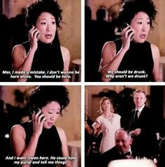 This episode made me so mad- Everyone knows that she DESERVED the Harper-Avery and, they knew all along she couldn't get it, but used her anyways.