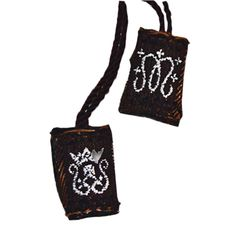 Clothe yourself in the promises of the Blessed Virgin Mary with the Petite Brown Cord Scapular. Available from the Leaflet Missal Company.