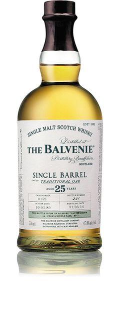 Price History: The Balvenie Single Barrel 15 Year Old Single Malt ...
