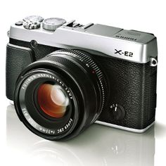 Fujifilm X-E2 Digital Mirrorless Camera 16.3MP, Silver #photography #photographyproducts #holidayideas #giftguide #holidaygiftguide #dslrgiftguide #dslrbuyingguide  #holidaybuyingguide #mirrorlesscameras #fujifilm