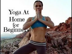 YOGA AT HOME FOR BEGINNERS: VIDEO #2 #yogaforbeginnersvideo #yogaathome