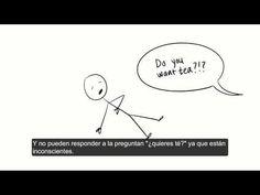 Analogía entre abuso sexual y taza de té. Vídeo aclaratorio y muy educativo para charlas de educación sexual para jóvenes.