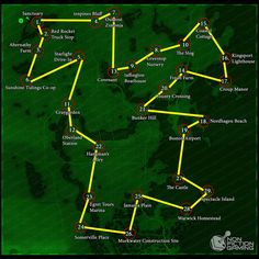 Fallout 4 Supply Lines Map Connecting Settlements by Non-Fiction Gaming Fallout 3, Fallout 4 Tips, Fallout 4 Funny, Fallout Facts, Fallout Cosplay, Fallout 4 Settlement Ideas, Combat Armor, Game Guide, Skyrim