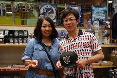 【大阪店】2014.08.18 カップルでご来店していただきました^^とってもナイスなスナップをありがとうございます✧またきてくださいね!!