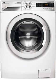Electrolux Front Load Washer at The Good Guys How To Shrink Clothes, Front Load Washer, Electricity Bill, Save Energy, Washer And Dryer, Laundry, The Unit, Appliances, Washing Machines