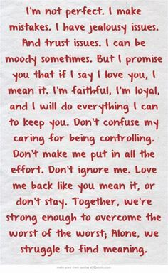 #best Trust quotes about love