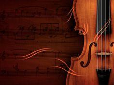Violine (Hintergrundbild)