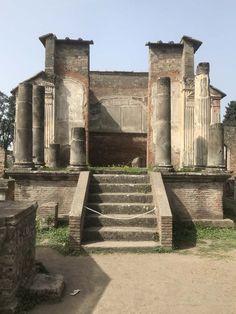 Pompeii Ruins, Building, Travel, Viajes, Buildings, Destinations, Traveling, Trips, Construction