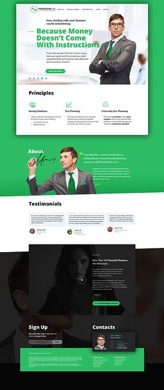 Home Repairs Responsive Website Template | See more ideas about ...