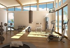 These Home Gym Designs are Everything Right Now