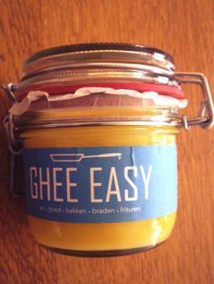 Ghee Easy - Jamie magazine