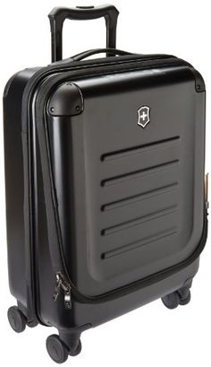 VICTORINOX SPECTRA DUAL-ACCESS CARRY-ON LUGGAGE - http://www.gadgets-magazine.com/victorinox-spectra-dual-access-carry-luggage/